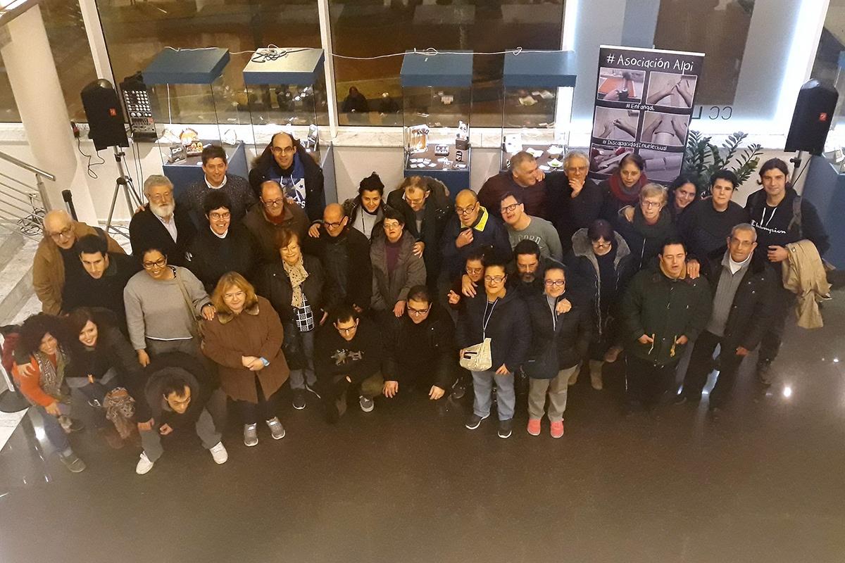 Exposició 50 aniversari Asociación Alpi